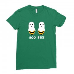 boo bees merch Ladies Fitted T-Shirt | Artistshot