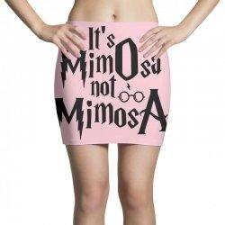 it's mimosa not mimosa Mini Skirts   Artistshot