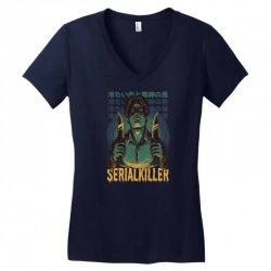 serial killer Women's V-Neck T-Shirt | Artistshot
