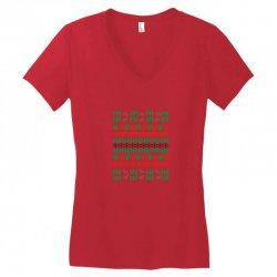natal Women's V-Neck T-Shirt   Artistshot