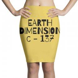 earth dimension c 137 Pencil Skirts | Artistshot