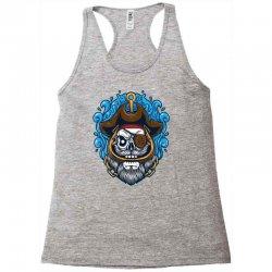 skull pirate Racerback Tank | Artistshot