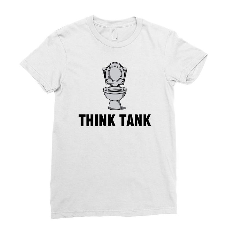 Think Tank Ladies Fitted T-shirt | Artistshot