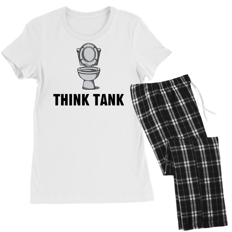 Think Tank Women's Pajamas Set | Artistshot
