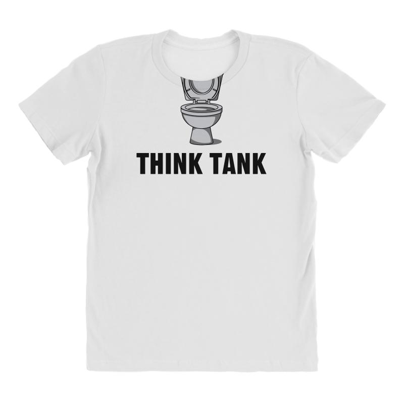 Think Tank All Over Women's T-shirt | Artistshot