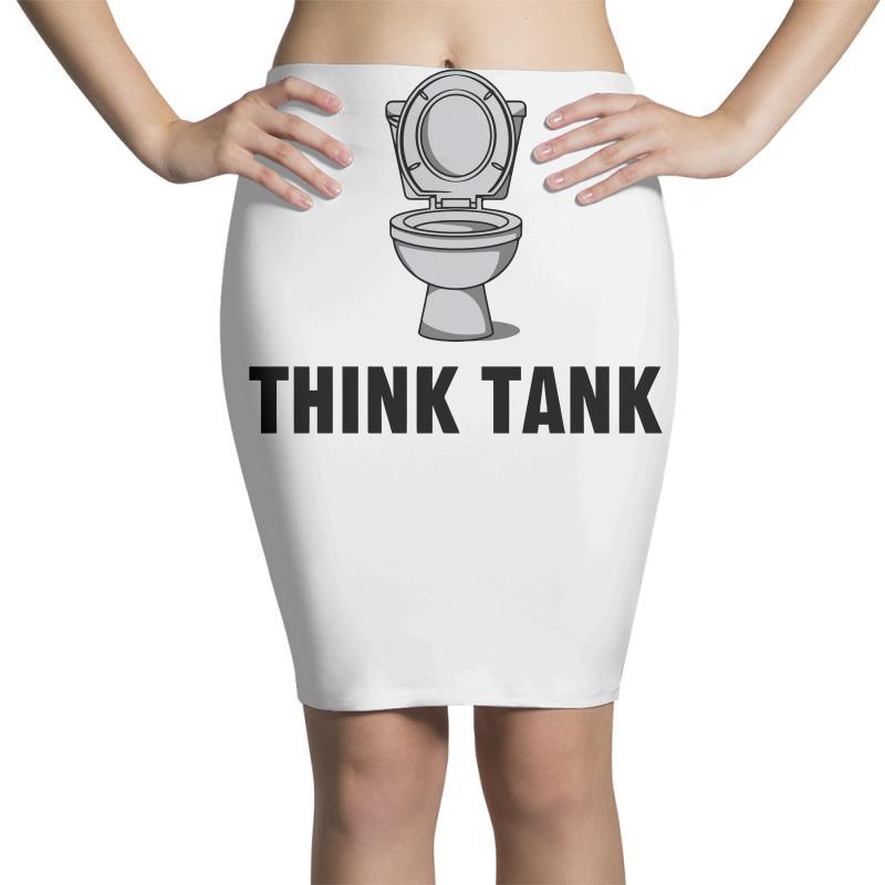 Think Tank Pencil Skirts | Artistshot