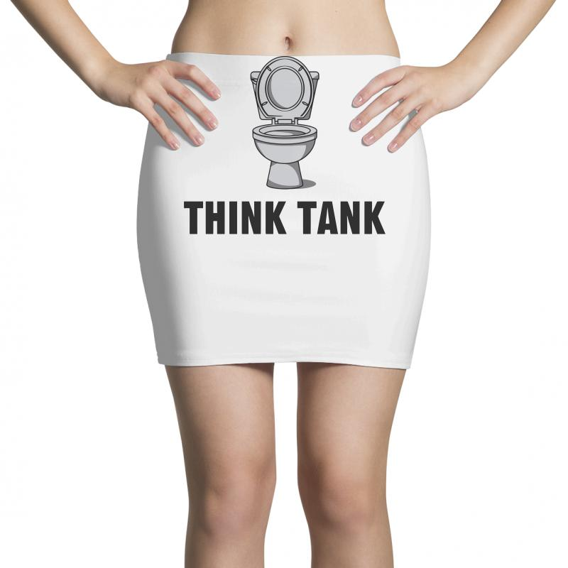 Think Tank Mini Skirts | Artistshot
