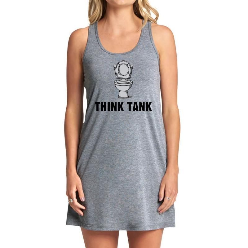 Think Tank Tank Dress | Artistshot