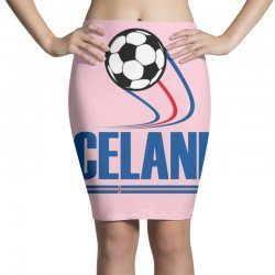 iceland football logo Pencil Skirts | Artistshot