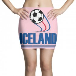 iceland football logo Mini Skirts | Artistshot
