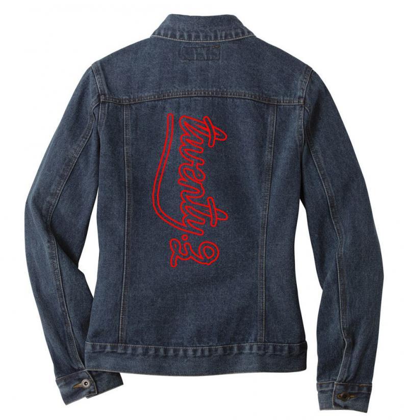 Twenty.92 Ladies Denim Jacket | Artistshot