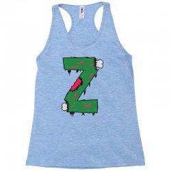 z for zombies funny Racerback Tank | Artistshot