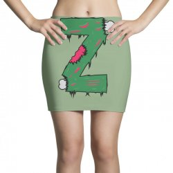 z for zombies funny Mini Skirts | Artistshot