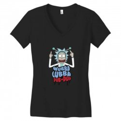 Cartoon Women's V-Neck T-Shirt | Artistshot