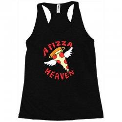 a pizza heaven funny Racerback Tank | Artistshot