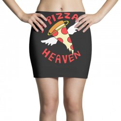 a pizza heaven funny Mini Skirts | Artistshot
