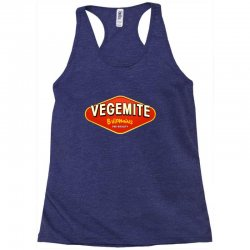 vegemite logo Racerback Tank | Artistshot