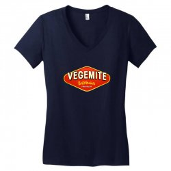 vegemite logo Women's V-Neck T-Shirt | Artistshot