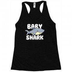 baby shark funny Racerback Tank | Artistshot