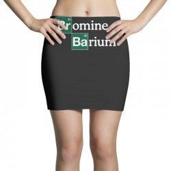 bromine and barium funny science funny Mini Skirts | Artistshot