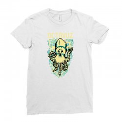 slashing party 3 Ladies Fitted T-Shirt | Artistshot