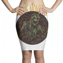 slime monster Pencil Skirts | Artistshot