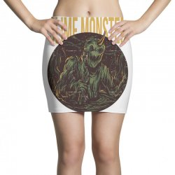 slime monster Mini Skirts | Artistshot
