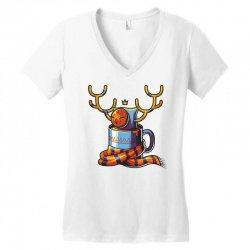 slow life Women's V-Neck T-Shirt | Artistshot
