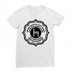 some people Ladies Fitted T-Shirt | Artistshot