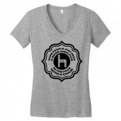some people Women's V-Neck T-Shirt | Artistshot
