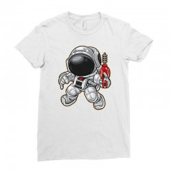 space ranger dance Ladies Fitted T-Shirt | Artistshot