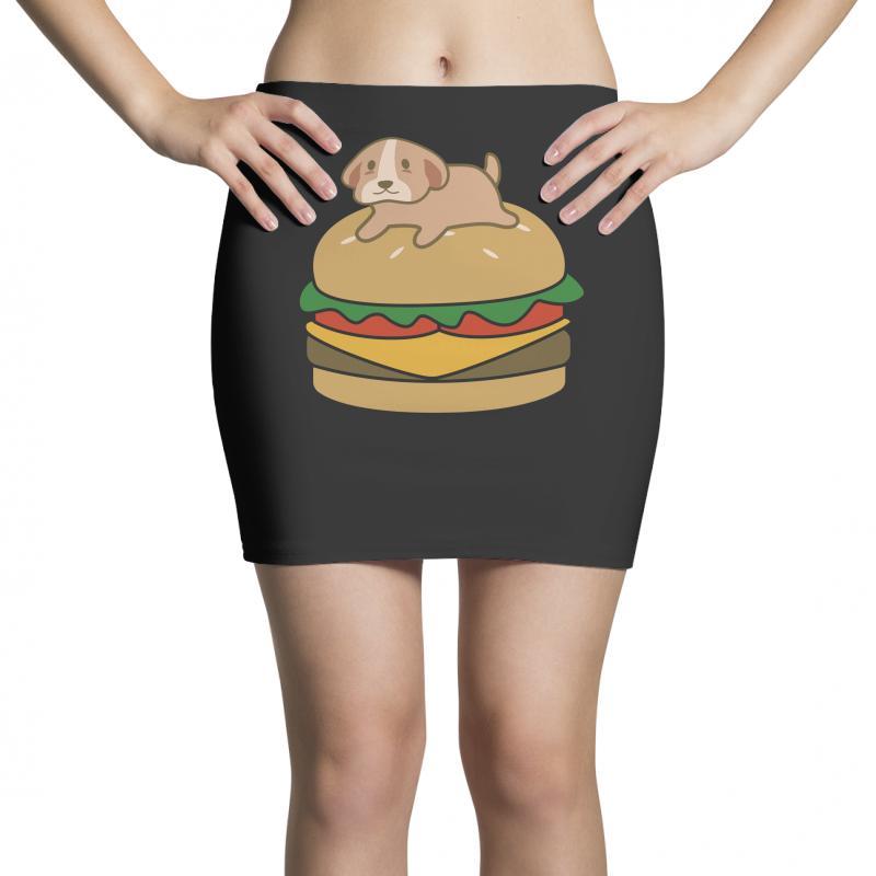 Dog And Burger Mini Skirts | Artistshot