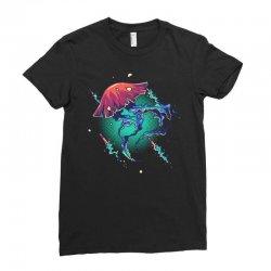 squid Ladies Fitted T-Shirt | Artistshot