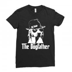 dogfather Ladies Fitted T-Shirt | Artistshot