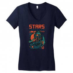 stars traveler Women's V-Neck T-Shirt | Artistshot