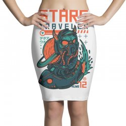 stars traveler Pencil Skirts | Artistshot