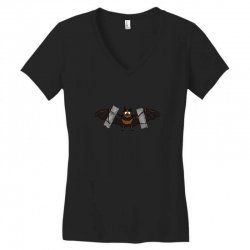 do it yourself bat logo Women's V-Neck T-Shirt | Artistshot