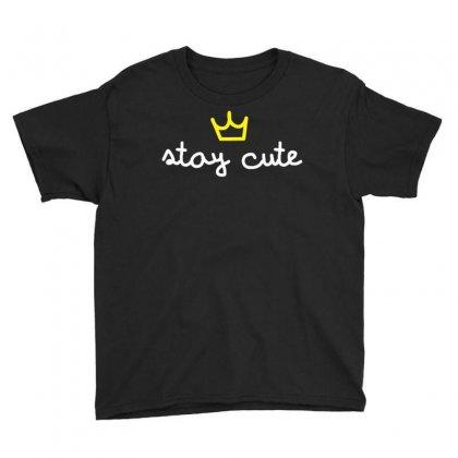Stay Cute Youth Tee
