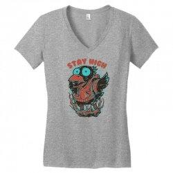 stay high Women's V-Neck T-Shirt | Artistshot