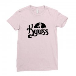 kyuss band Ladies Fitted T-Shirt | Artistshot