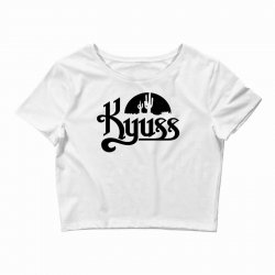 kyuss band Crop Top | Artistshot
