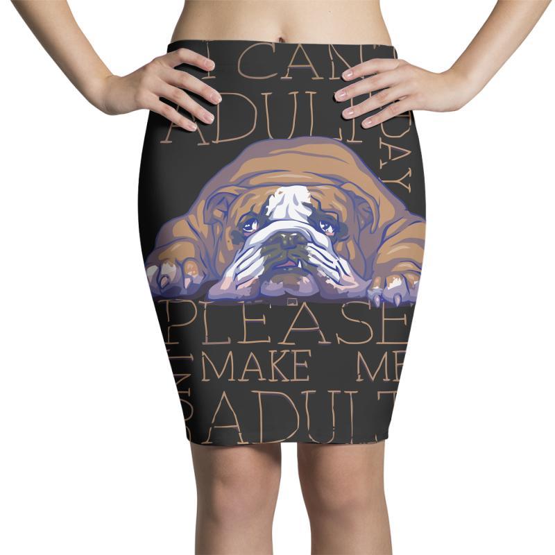 Don't Make Adult 2day Pencil Skirts | Artistshot