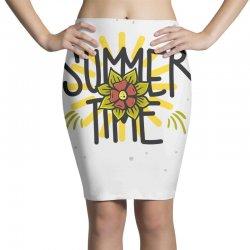 summer time (2) Pencil Skirts   Artistshot
