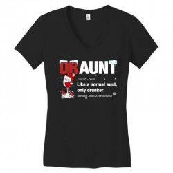 draunt Women's V-Neck T-Shirt | Artistshot