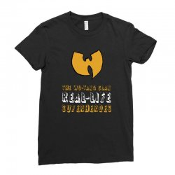 super wu Ladies Fitted T-Shirt | Artistshot
