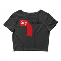 supermom Crop Top | Artistshot