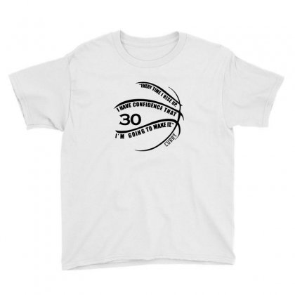 Curry Sc Youth Tee Designed By Sari