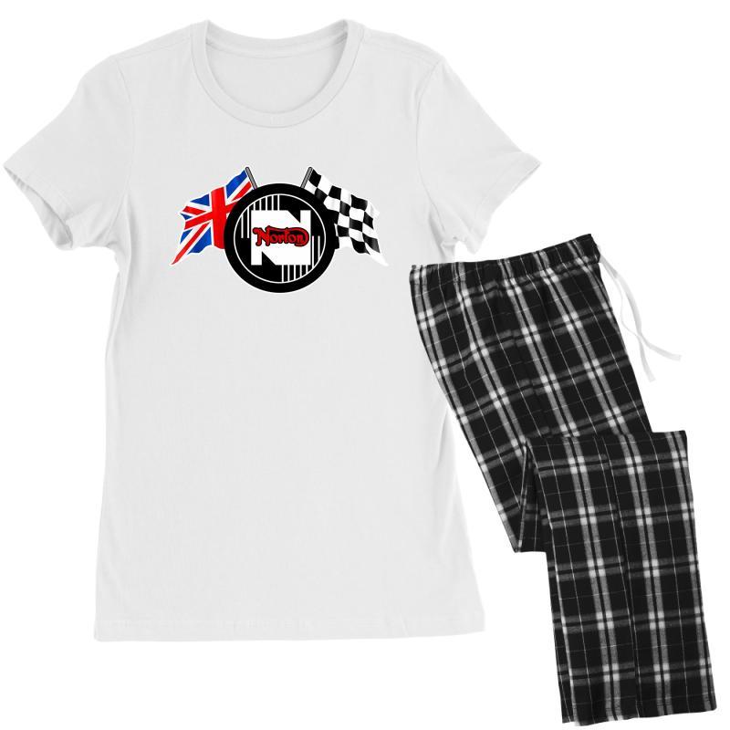 Norton Motorcycles Logo Women's Pajamas Set | Artistshot