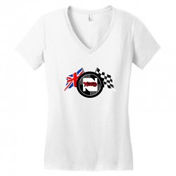 norton motorcycles logo Women's V-Neck T-Shirt | Artistshot