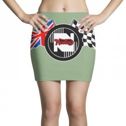 norton motorcycles logo Mini Skirts | Artistshot